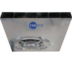 Radyal Jet Fan